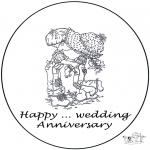 Håndarbejde - … year wedding