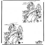Håndarbejde - 10 differences 10