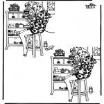 Håndarbejde - 10 differences 12