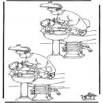 Håndarbejde - 10 differences 3