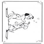 Sjove figurer - 101 Dalmatians 3