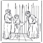 Bibel-malesider - 12 year Jesus