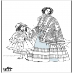 Diverse - 19th century lady 2