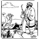 Bibel-malesider - Abraham and Sara