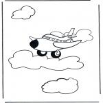 Diverse - Airplane 1