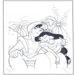 Sjove figurer - Aladdin 11