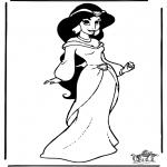Sjove figurer - Aladdin 9