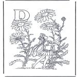 Diverse - Alphabet D