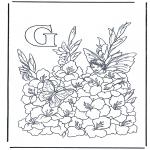Diverse - Alphabet G