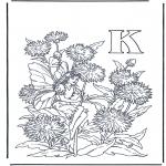 Diverse - Alphabet K