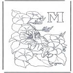 Diverse - Alphabet M
