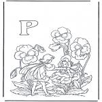 Diverse - Alphabet P
