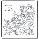 Diverse - Alphabet R