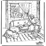 Bibel-malesider - Ananias