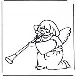 Bibel-malesider - Angel