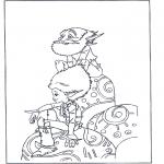 Sjove figurer - Arthur and  the Minomoys 1