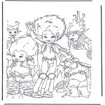 Sjove figurer - Arthur and  the Minomoys 2