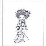 Sjove figurer - Arthur and  the Minomoys 3