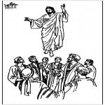 Bibel-malesider - Ascension 2