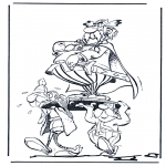Sjove figurer - Asterix 1
