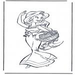Sjove figurer - Asterix 10