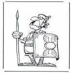 Sjove figurer - Asterix 5