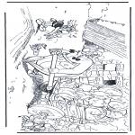 Sjove figurer - Asterix 8