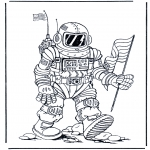 Diverse - Astronaut