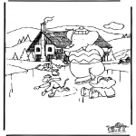 Vinter-malesider - Babar winter