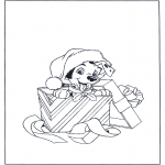 Sjove figurer - Baby Dalmatian