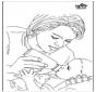 Baby en mother 1