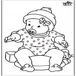 Tema-malesider - Baby girl 2