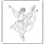 Diverse - Ballet dancer 1