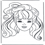 Sjove figurer - Barbie 14