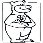 Dyre-malesider - Bear