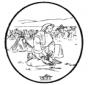 Bibel prickingcard 4