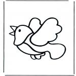 Dyre-malesider - Bird