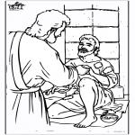Bibel-malesider - Blind man