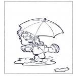 Børne-malesider - Bobo 2