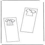 Håndarbejde - Bookmark 3