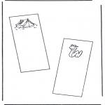 Håndarbejde - Bookmark 4