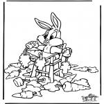 Sjove figurer - Bugs Bunny 2