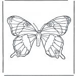 Dyre-malesider - Butterfly 1