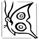 Dyre-malesider - Butterfly 2
