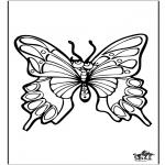 Dyre-malesider - Butterfly 4