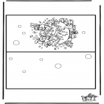 Håndarbejde - Card Bobo