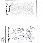 Håndarbejde - Card Christmas 2