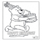Card happy birthday 4