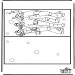Håndarbejde - Card K3