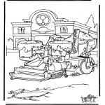 Sjove figurer - Cars 7
